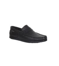 Chaussures sport chic - Homme - Noir - Sans lacet
