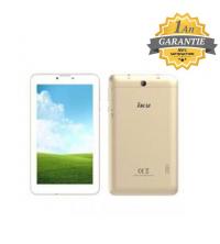 "Iku T3 - 7 ""- 1GB - 16GB - 3G Double Sim-Gold - Garantie 1 an"