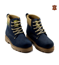 Icshoes+ Boots - SAT - Silver Sport - Bleu Réf 207