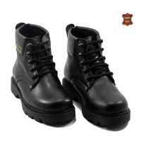Icshoes+ Boots - SAT - Silver Sport - Noir Réf 207