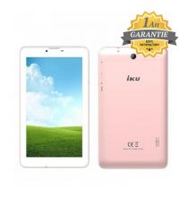 "Iku Tablette T3 - 7"" - 16Go - WIFI - Rose Gold - Garantie 1 an"