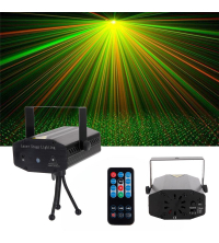 Mini projecteur DJ Disco Laser Stage Lighting for Xmas Party Club Type
