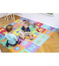 Puzzle tapis alphabet mousse pour enfant