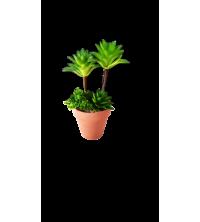 mini plante artificielle