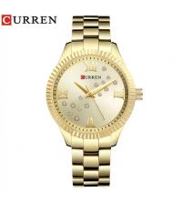 Montre Femme CURREN - 9009-D - Garantie 1 An - Dorée