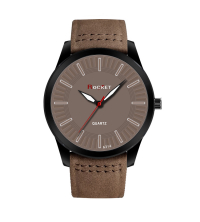 Montre ROCKET Homme - A314-MN - Marron Noir- Garantie 1 An