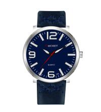 Montre ROCKET Homme - R030-BA- Bleu Argent- Garantie 1 An