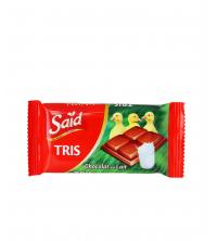 Chocolat TRISS au lait