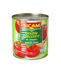 Tomate double concentrée SICAM