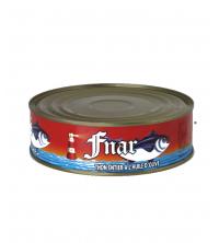 Thon Entier à l'huile de tournesol El Manar