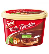 crème a tartine said 500g