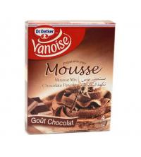 Poudre instantanée chocolat chaud