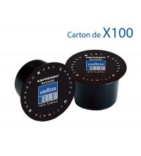 Paquet de 10 capsules lavazza blue Intenso