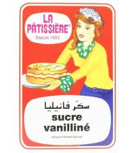 Sucre Vanilliné La pâtissière