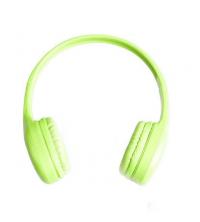 Jeway Micro Casque - H2 - Longueur de câble: 1.5m vert