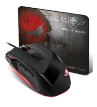 Spirit Of Gamer Pack Pro - M3 Souris - Tapis