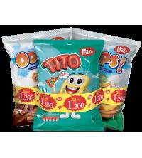 Chips FOLO Paprika 40g