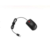 Lenovo Souris ThinkPad USB Travel Mouse - Noir