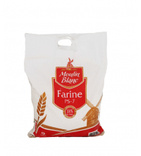 Farine Pâtissière Moulin blanc 5 kg