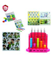 Pack – Stickers ben 10 , Monnaie contrefaite , des jetons , compteur