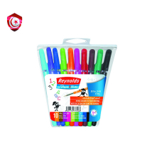 10 Stylos Multicolores – Fifty