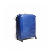 VALISE CHARIOT T61cm Bleu