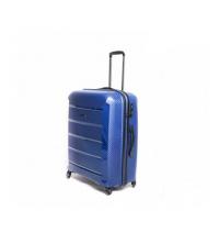 VALISE CHARIOT T71cm Bleu
