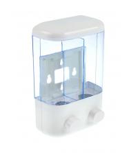 Distributeur manuel de savon /gel désinfectant