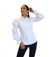 Chemise femmes blanches