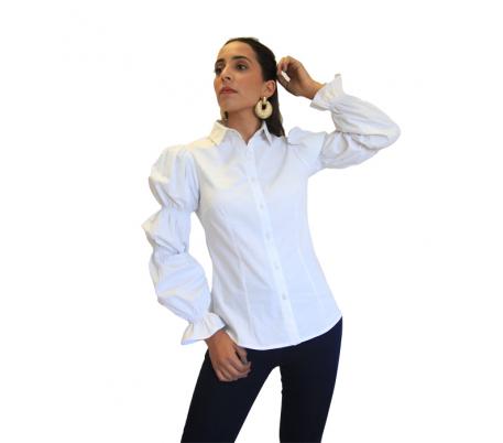 Chemise femmes blanches