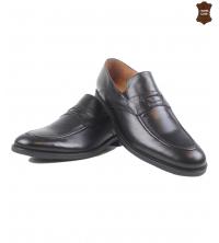 Chaussure classique Confort Noir