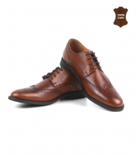 Chaussure classique Confort marron