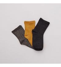 Lot de 3 paires de chaussettes femme