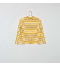 T-shirt rayE cOtelE