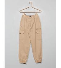 Pantalon en twill