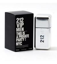 212 VIP Men Carolina Herrera Eau de Toilette 50ML pour Homme