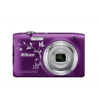 NIKON APN COMPACT NIKON S2900 PURPLE VNA834MA