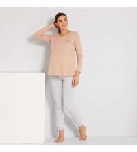 Pyjama de maternité et d'allaitement 'éco-conçu'