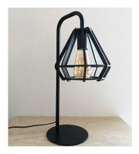 Lampe à poser FerBo – Noir – H50cm