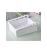 Set De 3 Boitier de Stockage- Multifonctionnel Pour Réfrigérateur - Blanc