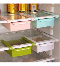 Set De 4 Boitier - Multifonctionnel - Pour Réfrigérateur - Couleurs Assortis