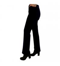 pantalon femme Noir