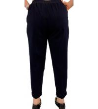 Pantalon cheville Bleu