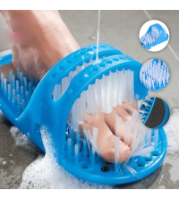 Brosse pied de douche