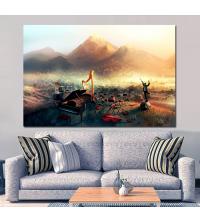 Tableau Orchestra 120x80 cm