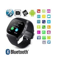 Smartwatch SP-14 montre intelligente bluetooth camera - Noir - Garantie 1 an