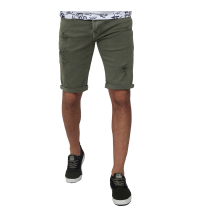 Bermuda Jeans-vert