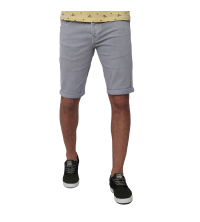 Bermuda Jeans-gris
