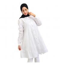 Chemise Blanc - femme