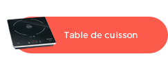 Table de cuisson